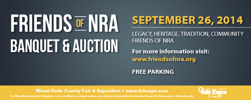 Friends of NRA 2014