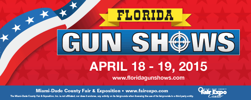Gun Show April 2015