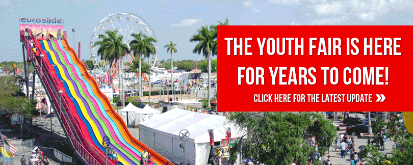 Youth Fair relocation