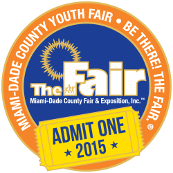 The 2015 Youth Fair Tickets