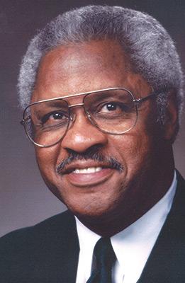 Albert E. Dotson Sr., PhD.