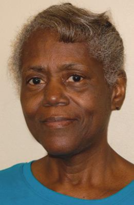 Marguerite Morris, Secretary