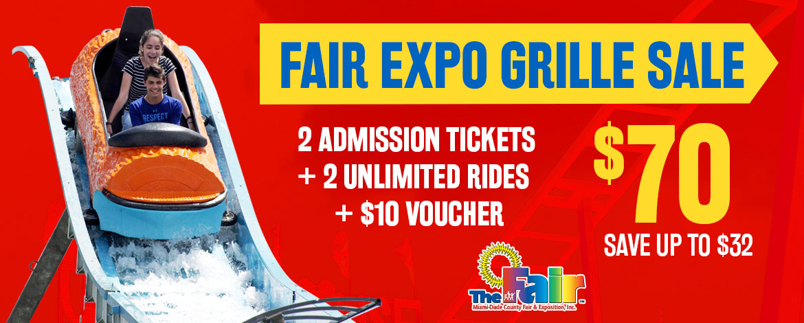 Fair Expo Grille Package
