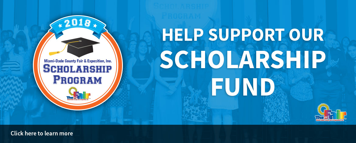 Support our Scholarship Fund