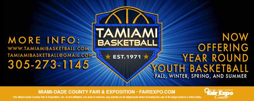 Tamiami Basketball Banner 2016