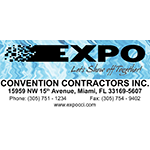 Expo Convention Contractors