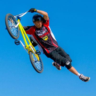 Image for BMX Pros Trick Team