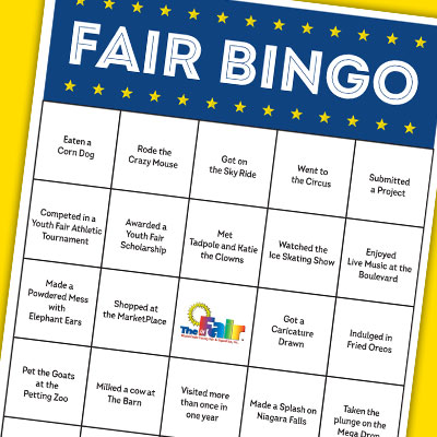 Image for Fair Bingo