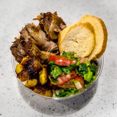 Grille Latin Bowl image