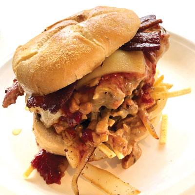 After School Burger image