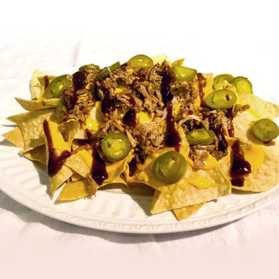 BBQ Nachos image